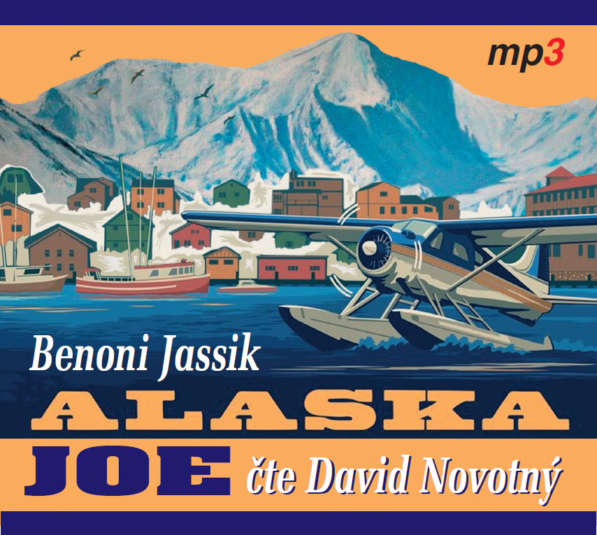 S Davidem Novotným na Aljašku