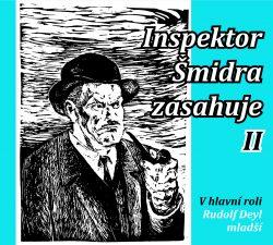 Obálka inspektor Smidra